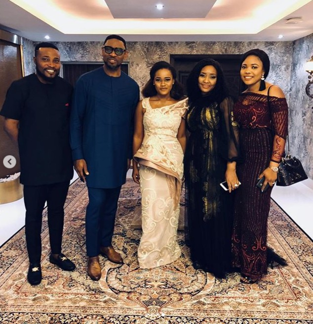 , BBnaija's Cee-C Attends Service At Pastor Biodun Fatoyinbo's COZA Church In Abuja (Photos), Effiezy - Top Nigerian News & Entertainment Website