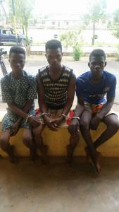 Brothers Hack Okada Rider To Death After Snatching Motorcycle. (Photo)