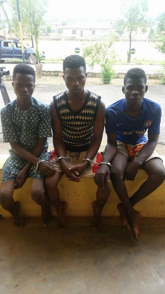 , Brothers Hack Okada Rider To Death After Snatching Motorcycle. (Photo), Effiezy - Top Nigerian News & Entertainment Website