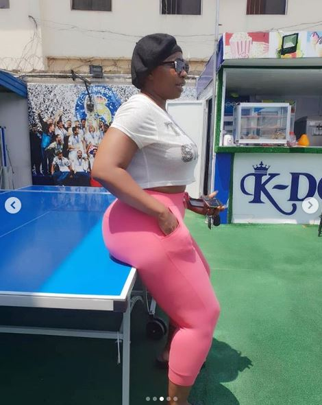 , Actress, Anita Joseph And Her Curves Strike A Pose In New Photos, Effiezy - Top Nigerian News & Entertainment Website