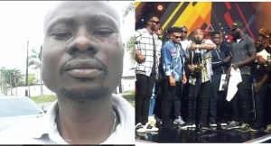 """""""Davido's Boys Battered Me In Lekki"""" – Taxify Driver Says"""
