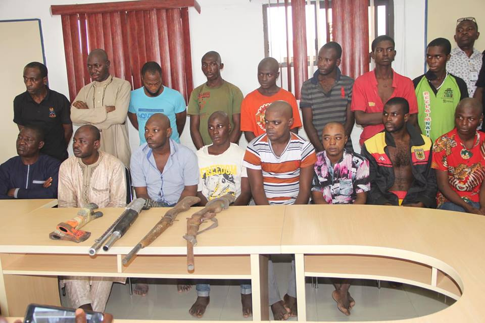 , Ritualists Who Sell Human Organs To Personalities In Kogi, Busted By Police. (Photos), Effiezy - Top Nigerian News & Entertainment Website