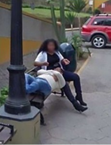 Man Catches Wife Cheating while Using Google Street View To Get Direction