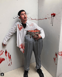 #HappyHalloween: Check out some creepy Halloween costumes/makeovers (Photos)