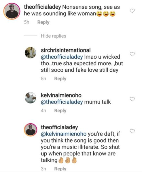 """, Fans blast Wizkid for his new song """"Fever"""" after he boasted that his 4yrs old son wrote the lyrics, Effiezy - Top Nigerian News & Entertainment Website"""
