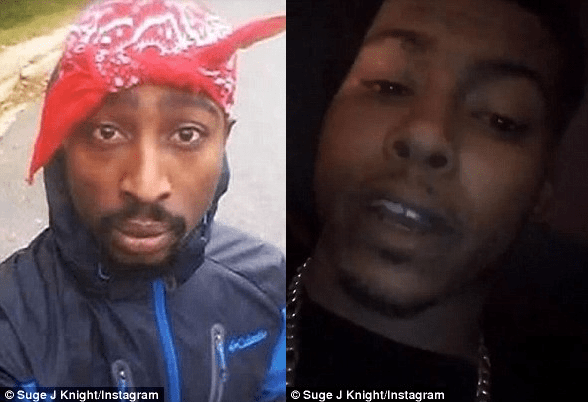 ", ""2pac Shakur Is Alive, He's In Malaysia"" – Marion Suge Knight's Son, Suge J Claims, Effiezy - Top Nigerian News & Entertainment Website"
