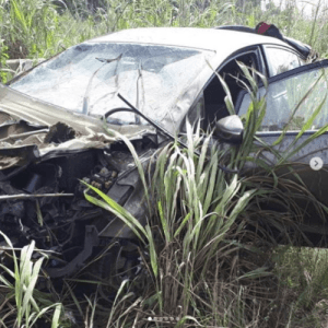 Man Celebrates His Sixth Accident With No Scratch And Got These Replies (photos)