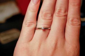Lady Humiliates Fiance For Proposing With Cheap Diamond Ring (Photos)