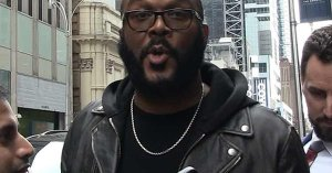 """""""I go to church with armed guards"""" – Tyler Perry reveals"""