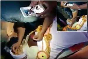 Man Marries His Dead Girlfriend At Her Funeral And Vows To Stay Single Forever (Video)