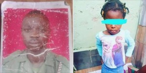 Dismissed Soldier Rapes 3-year-old Girl In Abuja