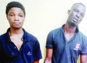 IMSU Student Arrested For Armed Robbery (Photo)