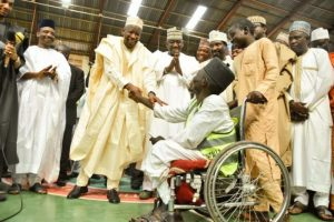 Ganduje Empowers Petty Traders With N135m