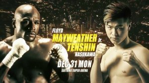 Floyd Mayweather to fight in Japan on New Year's Eve