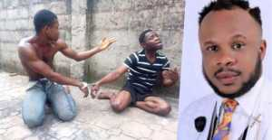 Pastor kills his fellow pastor, assistant pastor and women leader in Umuahia; Gives reason