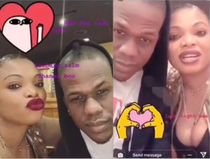 , Rapper, Iceberg Slim Spotted With Another Lady After Break-up With Juliet Ibrahim (Photos), Effiezy - Top Nigerian News & Entertainment Website