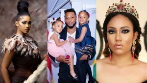 Flavour's second baby mama, Anna Ebiere pregnant again (Photos)