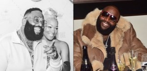 Rapper, Rick Ross Welcomes Baby Boy With Girlfriend Brianna Camille