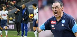 #TotChe: Sarri Blasts Players, Reveals Why Chelsea Lost 3-1 To Tottenham
