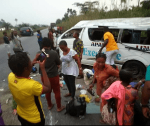 #SHILOH: Worshipers Involved In Ghastly Accident While Returning From Shiloh (Photos)
