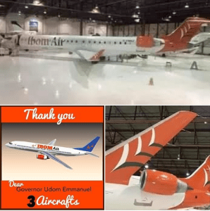 , NICE: 'Akwa Ibom State To Launch Own Airline' – Governor Emmanuel Udom Says, Effiezy - Top Nigerian News & Entertainment Website