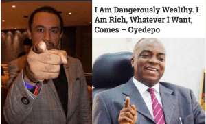 Daddy Freeze Reacts To Bishop Oyedepo's Claim Of Being Dangerously Wealthy