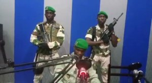 BREAKING: Army Takes Over Gabon, Military coup underway- (See Video)