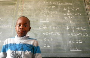 Meet 10-year-old South African Boy Who Solves Maths Faster Than A Calculator (photo)