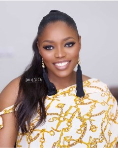 BBnaija's Bisola Looks Gorgeous In New Make-up Photos