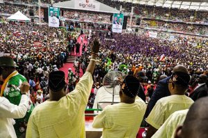 #PDPAkwaIbomRally!! Photos of PDP Presidential Campaign Rally In Akwa Ibom