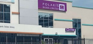 Newly formed Polaris bank, up for sale