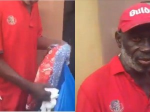 , Old Man Caught With Bras And Panties In Ikeja, Lagos, Effiezy - Top Nigerian News & Entertainment Website