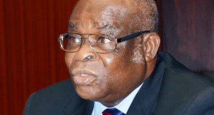 #CJNOnnoghen: 250 Election tribunal members inaugurated by acting CJN, Tanko was picked by Onnoghen – Official says
