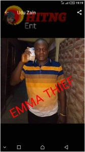 Man Steals N660K From Friend's Account, Caught After Flaunting Money On Social Media (Photos)