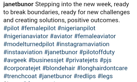 , Celebrity Pilot Janet Bunor Steps Out In Thigh-Revealing Outfit In New Stunning (Photos), Effiezy - Top Nigerian News & Entertainment Website