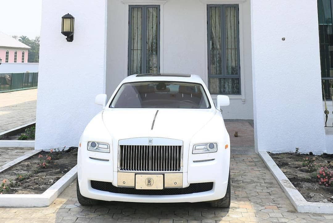 , PHOTOS: Check Out This Mansion Delta State Deputy Speaker Just Built, Effiezy - Top Nigerian News & Entertainment Website