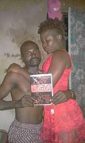 , Check out this couple loved up photos that is trending, Effiezy - Top Nigerian News & Entertainment Website