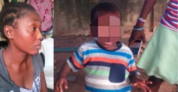 , Lady sells stolen baby to a pastor for N900k in Edo State, Effiezy - Top Nigerian News & Entertainment Website