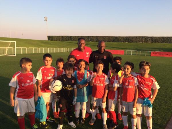 , Arsenal Appoint A Nigerian, Marcellinus Anyanwu As Coach Of U-17 Side, Effiezy - Top Nigerian News & Entertainment Website