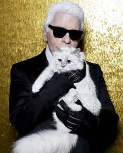 HUH!!! Late Iconic fashion designer Karl Lagerfeld left his '$200 million fortune' to his cat