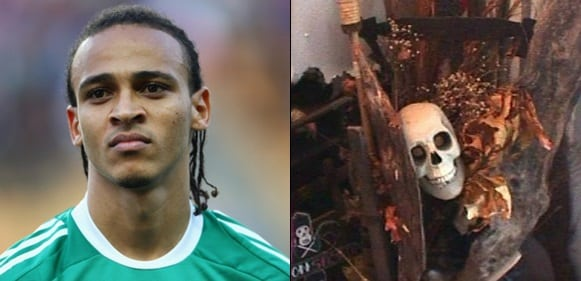 Over 70% of African footballers use black magic/ Juju – Osaze Odemwingie says
