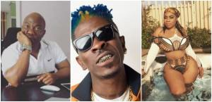 Shatta Wale Reacts To His Manager Infecting Curvy Actress, Moesha Boduong With HIV