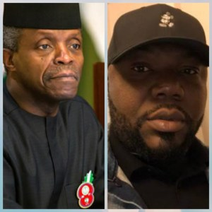 Alleged N4b loot: I'm not afraid – Jackson Ude dares Osinbajo.