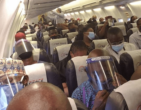 , Social distancing is not observed in airplanes – Hadi Sirika, Effiezy - Top Nigerian News & Entertainment Website