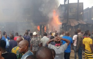 Tanker explodes as 20 burnt to death in Delta.