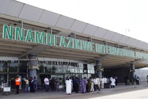 35 Nigerians evacuated from France arrives Nnamdi Azikiwe Airport.