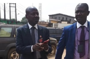 Suspended EFCC Boss, Magu Released From Detention.