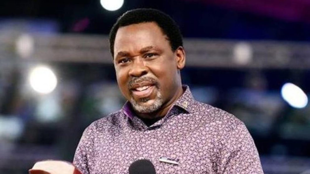 , Bring COVID-19 patients to my church – T.B Joshua, Effiezy - Top Nigerian News & Entertainment Website