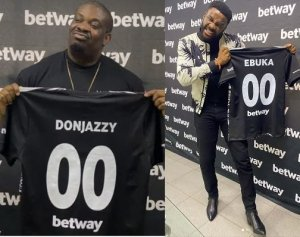 Don Jazzy & Ebuka bag ambassadorial deals.