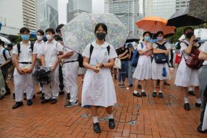 Covid-19: New outbreak prompts Hong Kong to close all schools.
